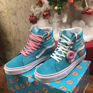 LIMITED EDITION (OF DONUT) ODD FUTURE SK8-HI🪐👾